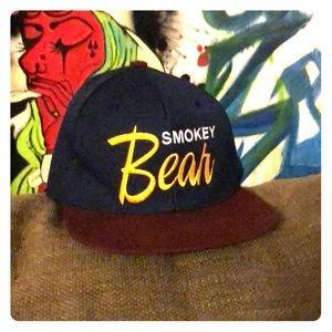 Smokey the bear 🧢